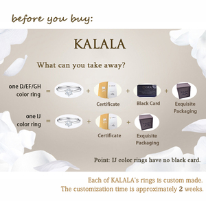 Image 5 - 925 סטרלינג כסף טבעת 1ct 2ct 3ct יהלום ליטוש עגולה תכשיטי Moissanite טבעת אירוסין טבעת יום נישואים טבעת