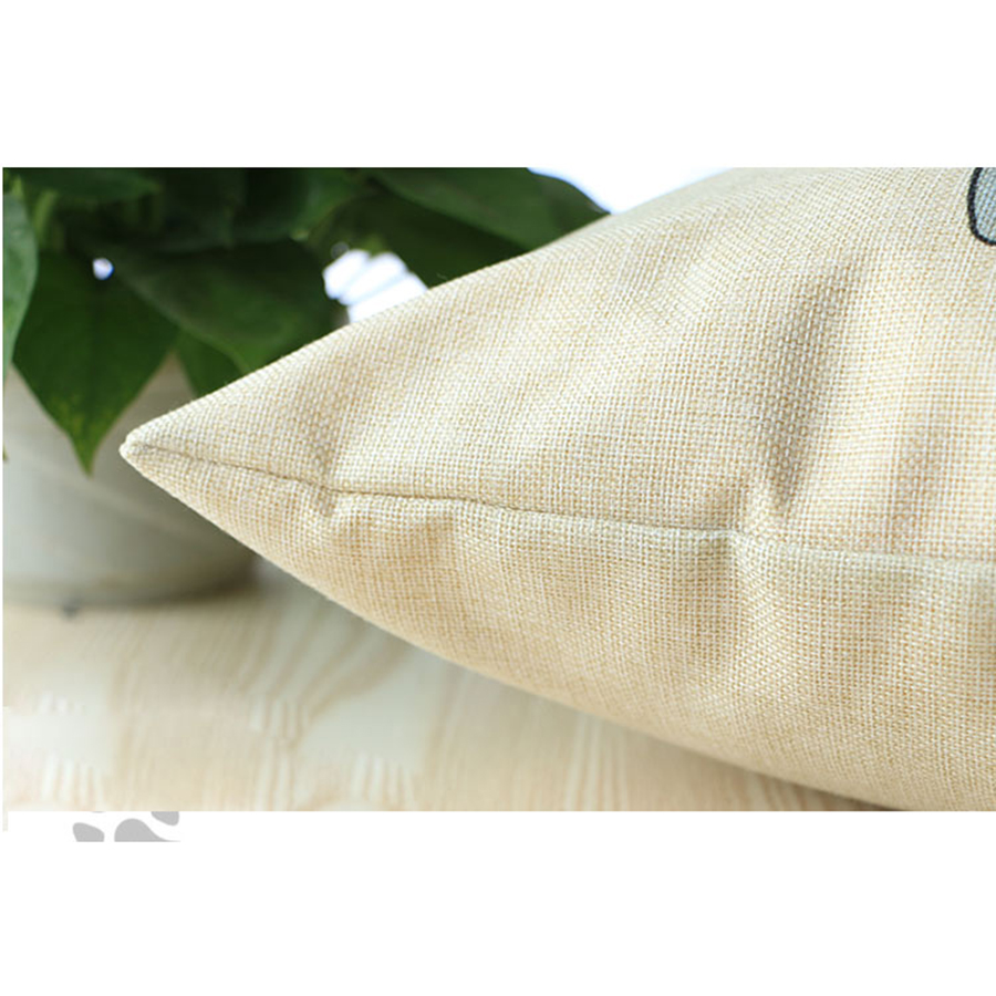 Geometric style Cotton Linen Pillowcase Colorful pens Decorative Pillows covers Cushion cover Use For Home Sofa Car Office