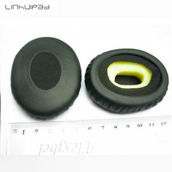 Linhuipad High quality soft protein leather ear cushion ear pad for oe2 headphone