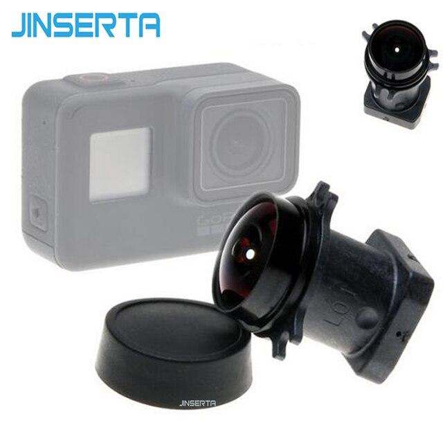 JINSERTA Gopro 6/5 Lens 170 graden groothoek lens Vervanging Camera voor Gopro Hero 6/5 Black Go Pro action camera