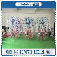 Inflatable Bubble Ball 1.5m/5ft Bumper Soccer Ball Knocker Ball As Blow Up Inflatable Bubble Ball For Children