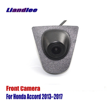 Liandlee AUTO CAM For Honda Accord 2013-2017 Car Front View Camera Big Logo Embedded ( Not Reverse Rear Parking Camera ) бра flexi black 3629 1w