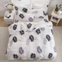 Bedding Set luxury Pink love 3 4pcs Family Set Include Bed Sheet Duvet Cover Pillowcase Boy Room flat sheet No filler 2019 bed cheap National Standards 128X68 Printed 300TC None 1 0m (3 3 feet) 1 2m (4 feet) 1 8m (6 feet) 1 35m (4 5 feet) 1 5m (5 feet) 2 0m (6 6 feet)