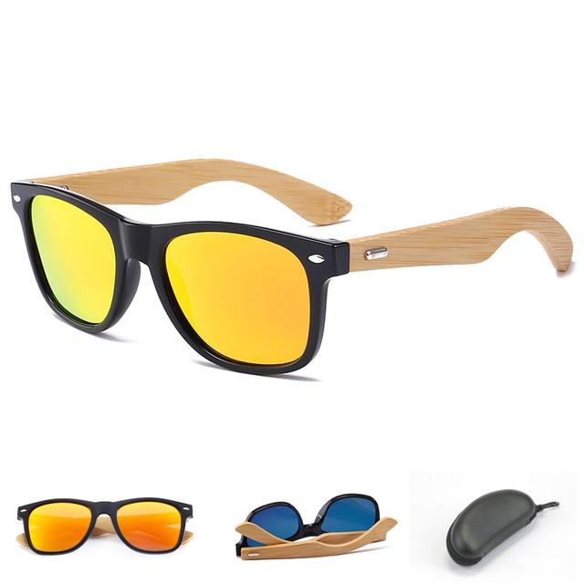 51b9c944d93f Hot Sale Bamboo Fishing Polarized Sunglasses Men Women High Quality Sun  Glasses Driving Hiking Outdoor Sports Fishing Eyewear
