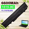 6600mAH Black battery For Asus Eee PC  EPC 1215  PC 1215b 1215N 1015b 1015 1015bx 1015px 1015p  A31-1015 A32-1015  AL31-1015
