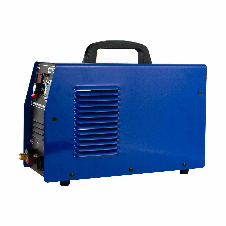 Plasma Cutter CUT50 Pilot Arc 50A 110/220V CNC Compatible Accessories & 1-12mm