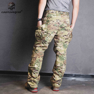Image 3 - 2017 NEW Emersongear CP Field Pants Trousers Tactical Emerson Training Camouflage Hunting Combat Gear Outdoor Multicam EM6990