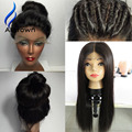 Silky Straight Glueless Full Lace Human Hair Wigs With Baby Hair Brazilian Lace Front Wig Human Hair Lace Front Wigs Black Women