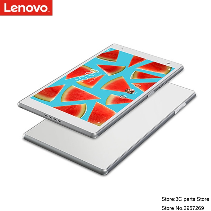 Lenovo Tab 4 plus 8704N 8.0 inch Android 7.1 LTE 4G Tablet 4G 64G APQ8953 1920*1200 Fingerprint Double-sided glass design IPS