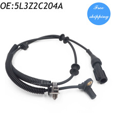 5L3Z2C204A Front Right Left ABS Wheel Speed Sensor For Ford F-150 Lincoln Mark LT 4WD 7L3Z2C204AA  7L3Z-2C204-AA ALS504
