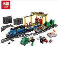 Lepin 02008 Genuine 778Pcs City Series The Building Crane Set 7905 Building Blocks Bricks Funny Toys