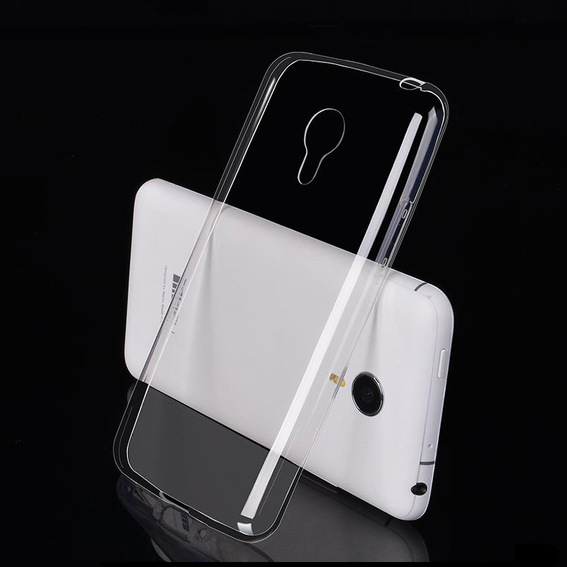 Phone-Case Soft-Tpu-Cover Note 2 Meizu E2 Protective-Shell Transparent 6s-Plus for MX