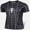 2017 cavalaria a Europa e os Estados unidos preto venom spider-man T-shirt Masculina personalidade childe camisa com mangas curtas