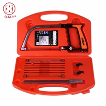 цена на Universal Woodworking Hand Saw Multifunctional Mini Hacksaw For Wood Plastic Sawing Glass Ceramic Tile Wood Woodworking Tools