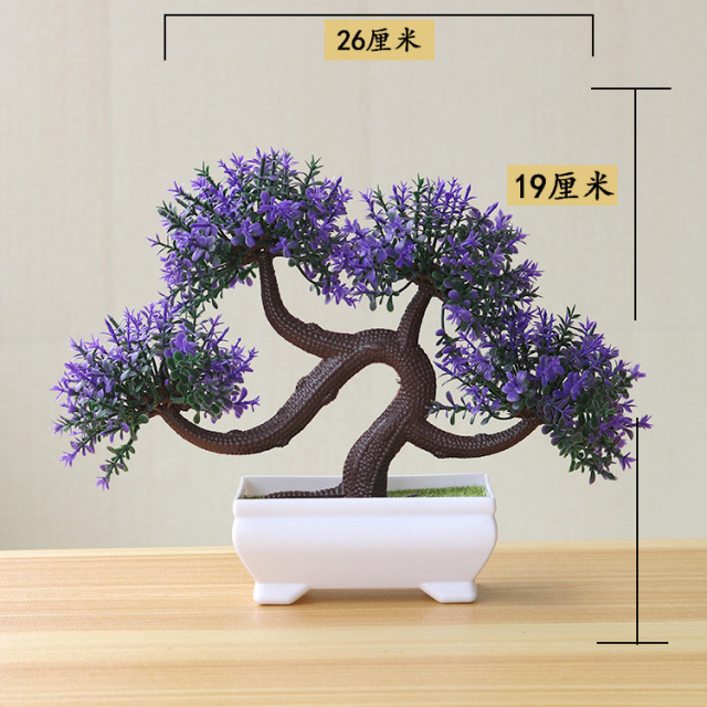 Longxu Style Purple