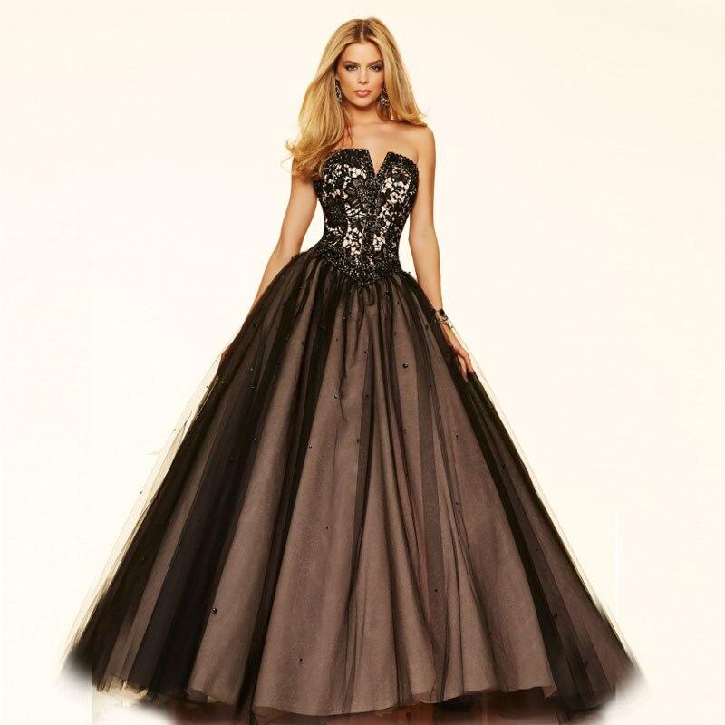 Online Get Cheap Long Black Ball Gown -Aliexpress.com | Alibaba Group