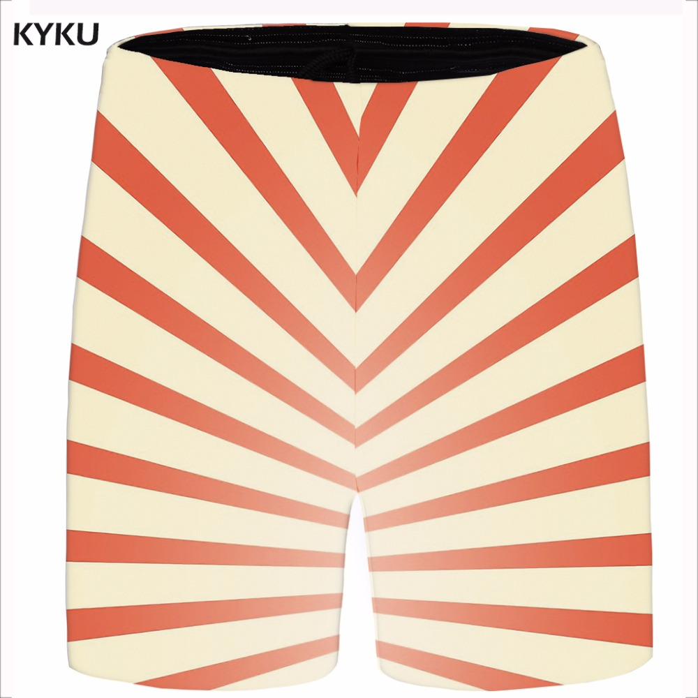KYKU Dragon Ball Shorts Men Anime Short Bar Khaki Beachshort Cargo Casual Short Vintage Mens Shorts 2018 New Summer High Quality