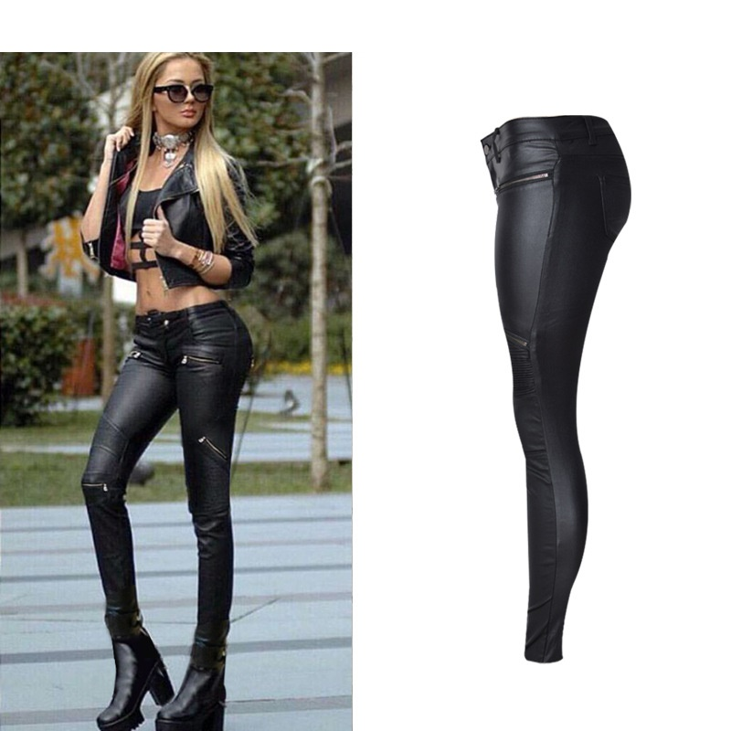 Uwback Skinny Jeans For Woman 2017 New B