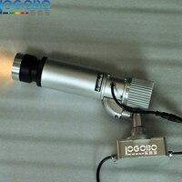 Barato 20 W LED tienda carteles LED barra Projektor luz compacto ligero personalizado Gobo proyector decoración proyector luz Logo diseños