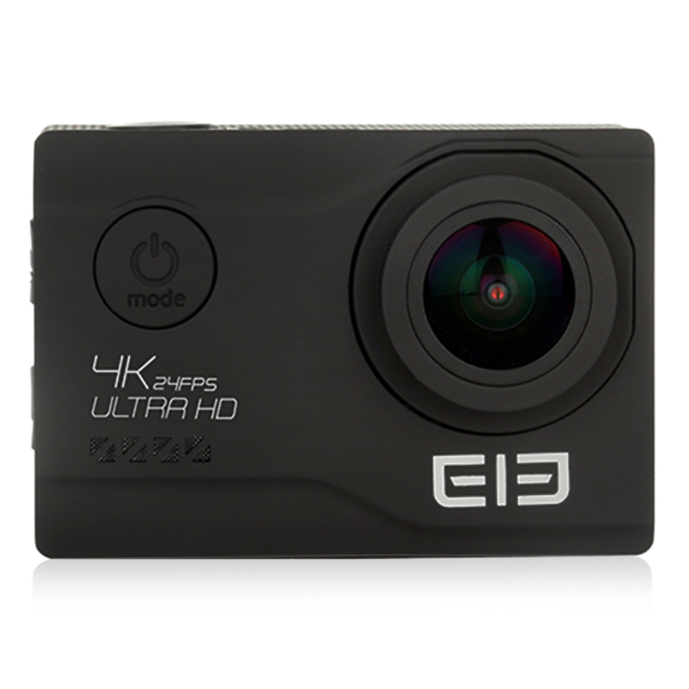 Elephone EleCam Explorer Elite Wireless 4K WiFi Action Sport Camera 170 Degrees FOV 2.0 inch LCD Display круг алмазный по керамике 1a1r ceramics elite 200x1 6x7 0x25 4 diam 000547