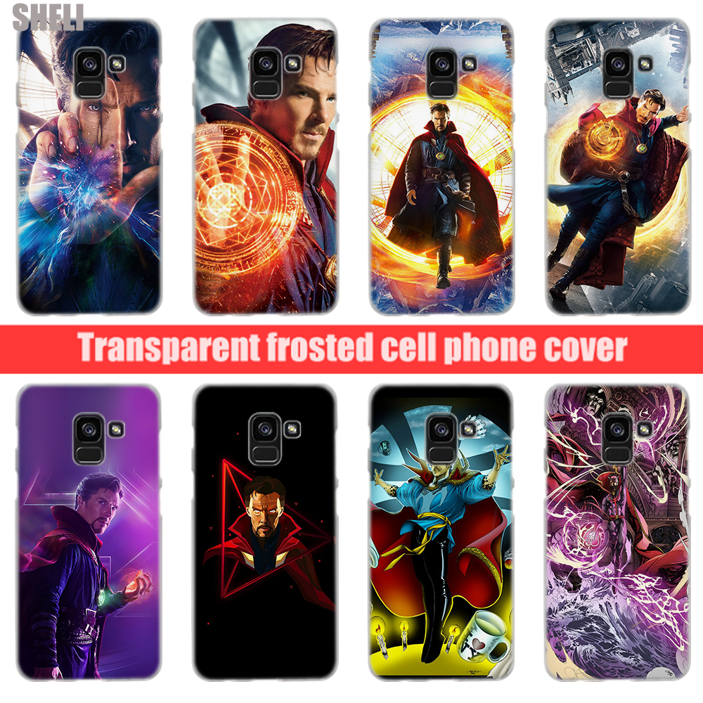 Fitted Cases Yimaoc Doctor Strange Stephen Soft Silicone Case For Samsung Galaxy Note 9 8 A9 A8 A6 Plus 2018 A5 A3 2017 2016 Cover Convenience Goods