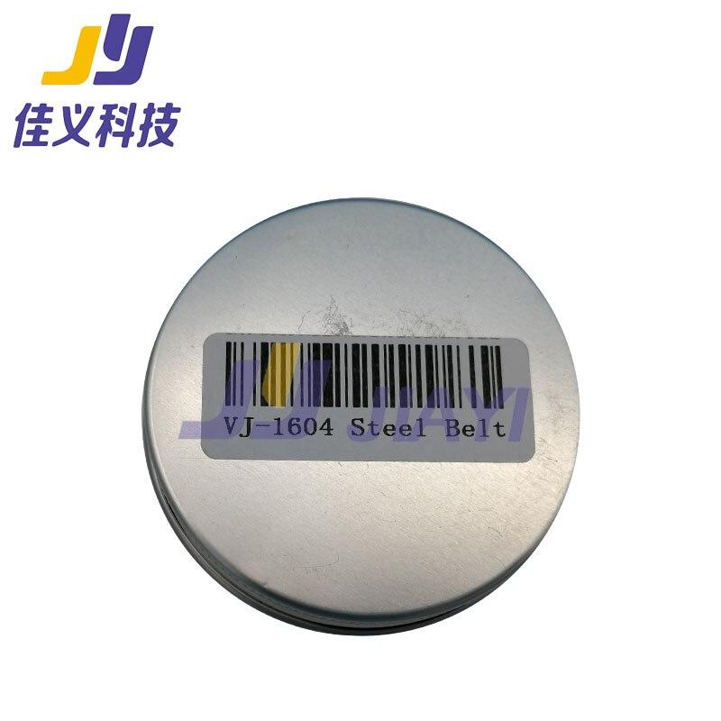 Hot Sales!!! VJ 1604/1638 Steel Belt For Mutoh DX5 VJ 1604/1638 Series Inkjet Printer Good Pirce