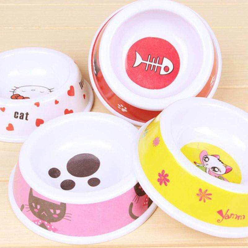 Pet Dogs Cats Bowl Melamine Material Environmental Protection High Temperature Resistant And Wear-Resistant Pet Products