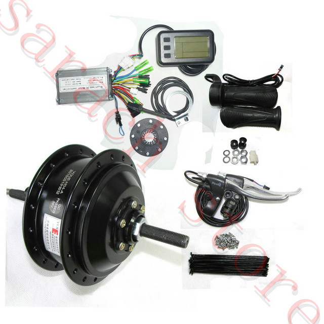 Electric Motor For Bicycle >> Youe H04 250w 36v Electric Bike Motor Kit Electric Bicycle Kit