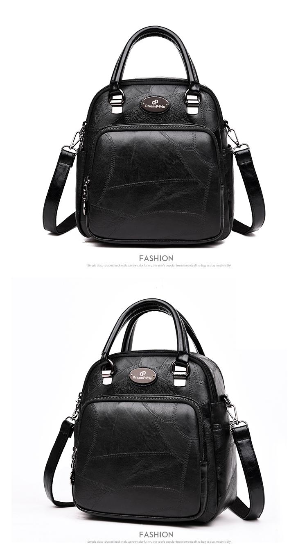 Glorria Women Messenger Bags Female Leather Shoulder Handbags Women ... 738833898c7b6