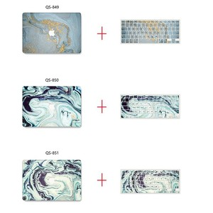 Image 3 - New Marble 3D print For MacBook Case Notebook Cover Laptop Sleeve For MacBook Air Pro Retina 11 12 13 15 13.3 15.4 Inch Torba