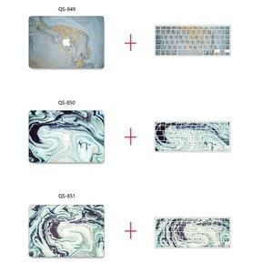 Image 3 - Nouveau marbre impression 3D pour MacBook Case cahier couverture pochette pour ordinateur portable pour MacBook Air Pro Retina 11 12 13 15 13.3 15.4 pouces Torba