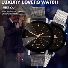 Luxury Watches Quartz Watch Stainless St