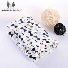 Фотография Soft Envelope For Newborn Muslin Swaddling Blankets Cotton Bedding 120x120cm Baby Bath Towel Blanket Baby Swaddle Infant Wrap