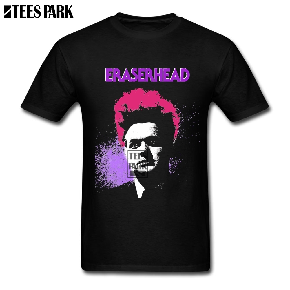 Reaserhead Pop Art Twin Peaks Cool T Shirts for Men Male Slim Fit Short Sleeve Tee Shirts Humor Men Discount Movie T Shirts