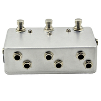 Handmade Looper Guitar Loop Pedal switch Board True Bypass Channel Selection True Bypass for all pedal switch