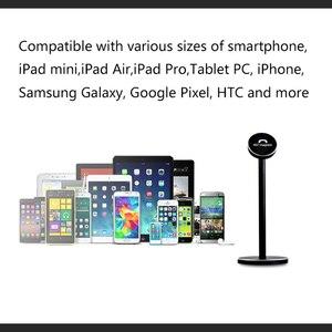 Image 3 - Магнитный Настольный держатель для мобильного телефона, подставка для телефона iPhone XS Max XR 6 6s 7 8 X Plus 5 5s 5c Xiaomi Redmi 6 Pro Huawei Mate 20