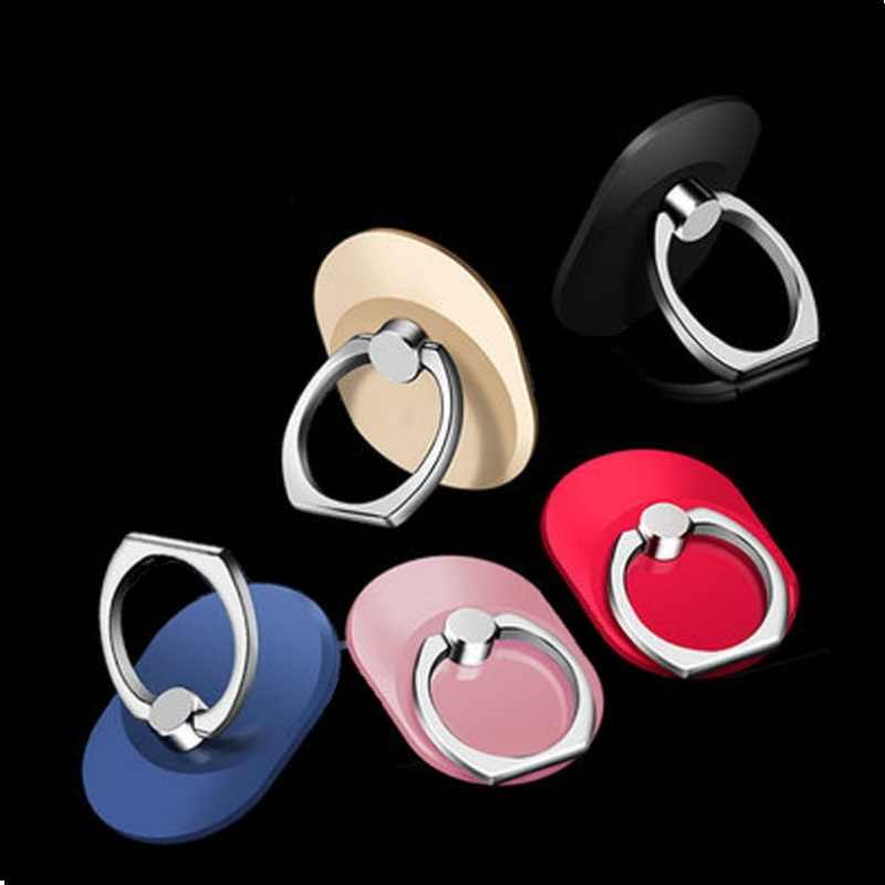 الأزياء هدية حامل هاتف البنصر المحمول قبضة حامل للهواتف الذكية العالمي الدورية جبل حامل عالية الجودة