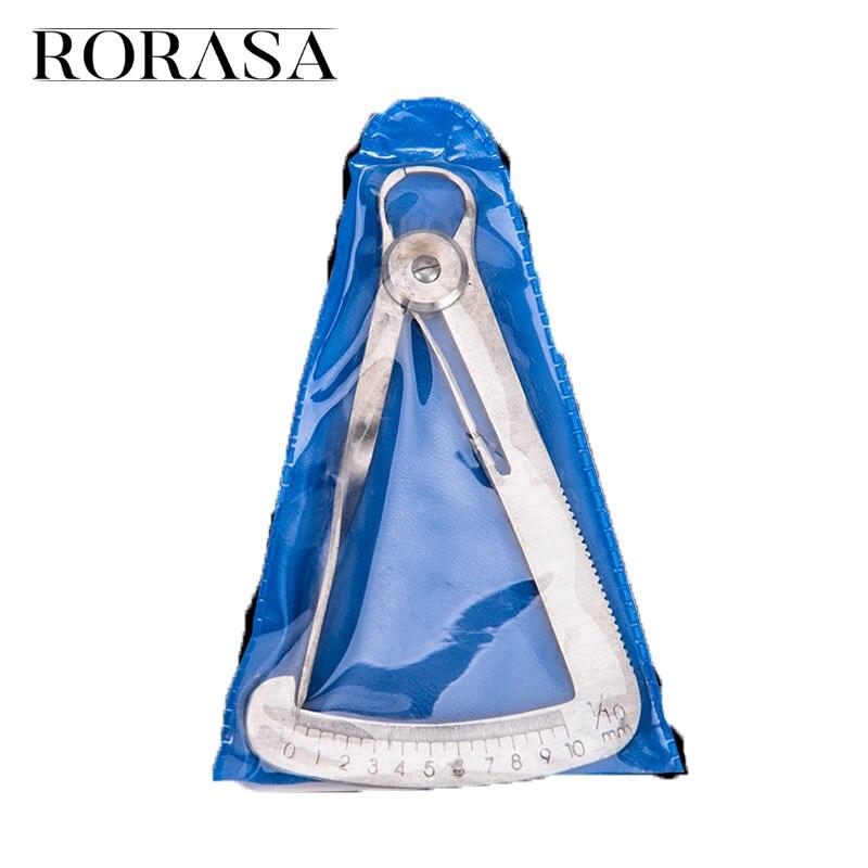RORASA Dental Lab Equipments Dentist Tools Dental Gauge Caliper Dental Caliper For Metal / Wax Dental Lab Health Care Tools 30