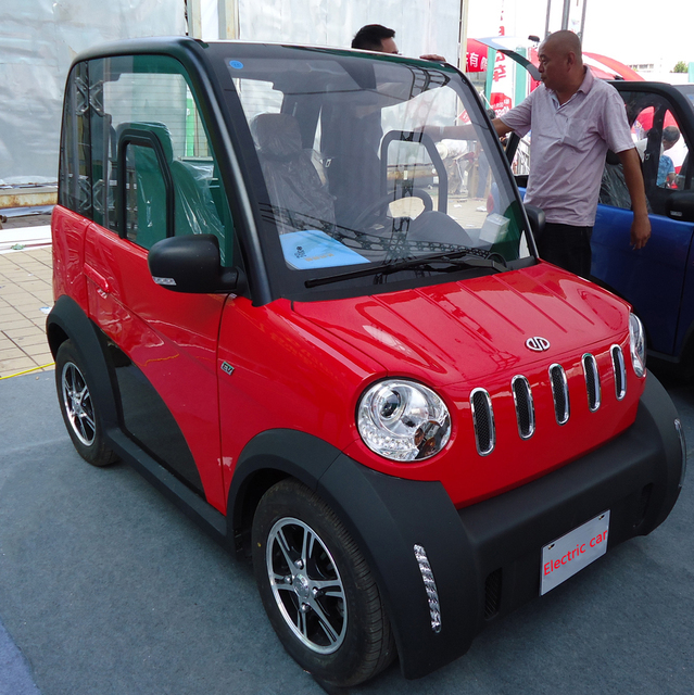 Hot Sell Mini Electric Car Light Weight Scooter New Energy Vehicles