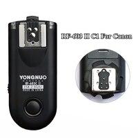 Yongnuo Upgrade RF 603 II C1 Flash Trigger Wireless Shutter Release Transceiver for Canon 300D/350D/400D/450D/500D/550D/1000D