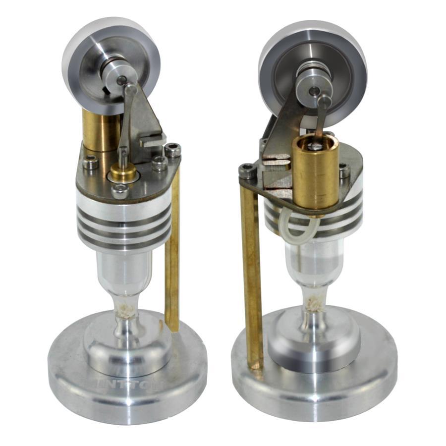 Bricolage Air Stirling moteur modèle équilibre moteur chaleur vapeur jouet éducation physique