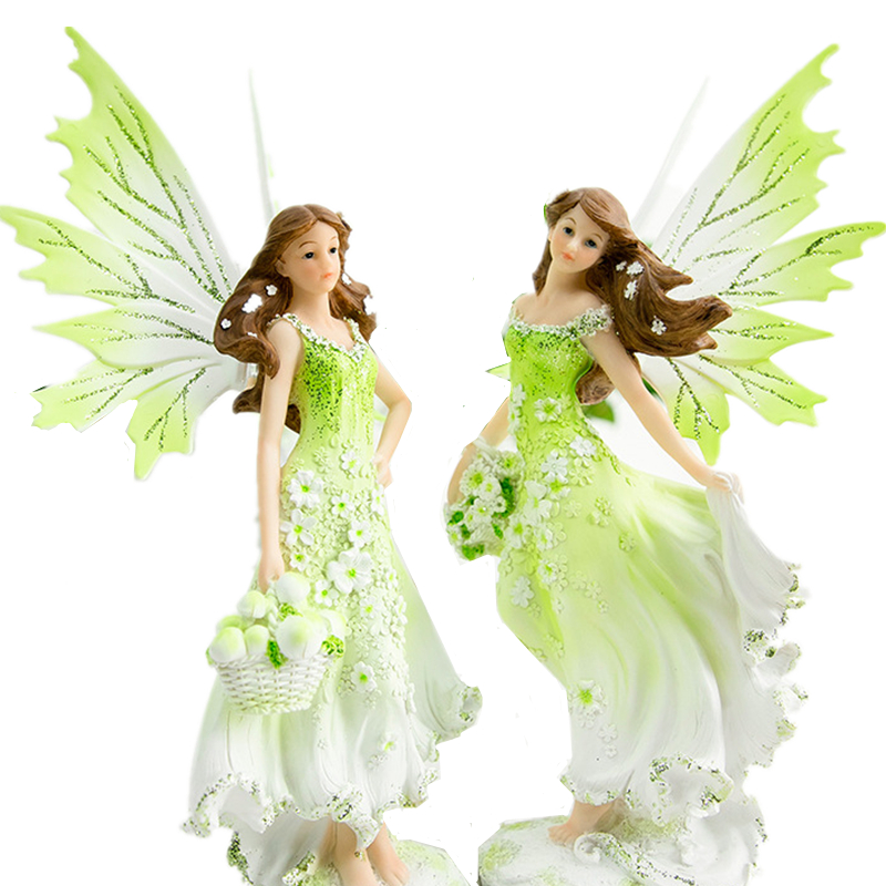 Angel Fairy Figurine (2)