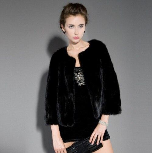 Mink Short Coat Promotion-Shop for Promotional Mink Short Coat on ...