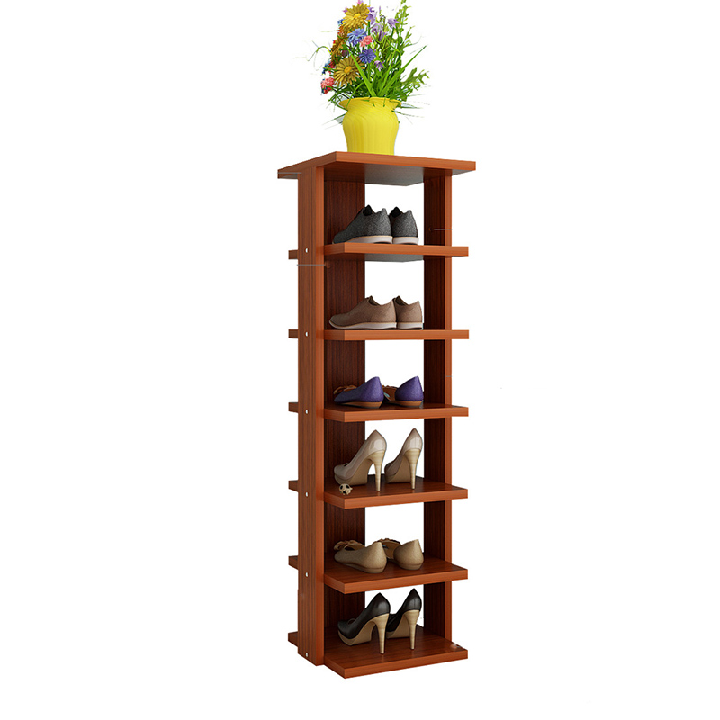 Zapato Simple bastidor de almacenamiento estante de salón de varios ...