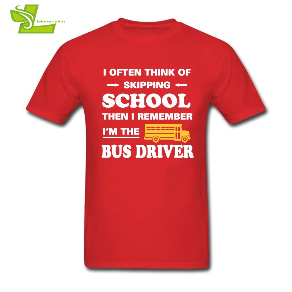 bus driver dad t shirt