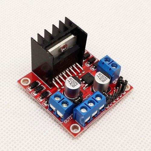 L298N DC And Stepper Motor Dual Drive Module For Arduino