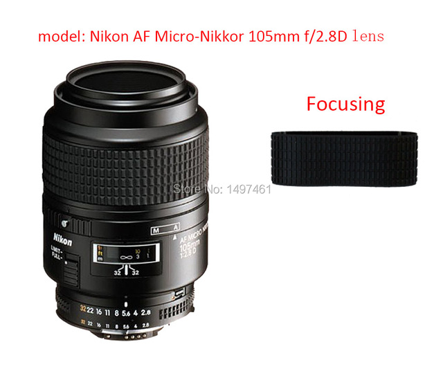 lens manual focus rubber ring rubber grip repair succedaneum for rh aliexpress com Nikon Macro Lens Recommendation Close Up Lenses for Nikon