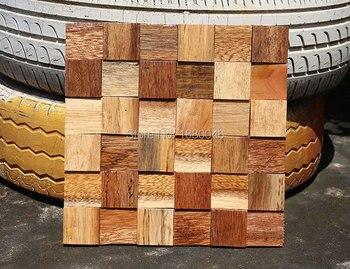 3d rivestimento murale pannelli pannelli in legno di palissandro 3d