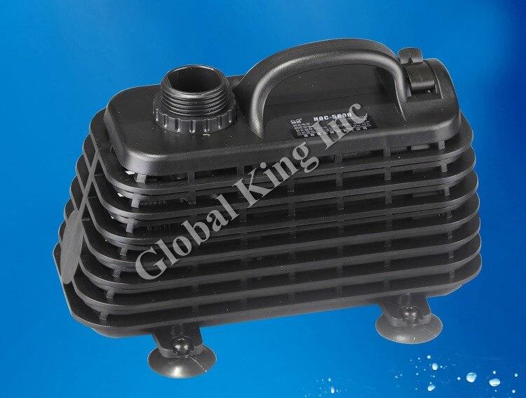 все цены на Variable Frequency Submersible Pump 40W Aquarium Fish Tank Powerhead Fountain Water Pump онлайн