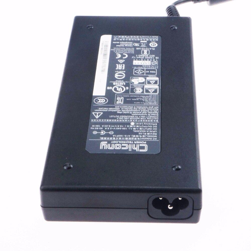 D'origine 180 W 19.5 V 9.23A chargeur pour ordinateur portable Adaptateur secteur pour MSI GE72VR GS63VR Chicony A15-180P1A A180A005L - 4